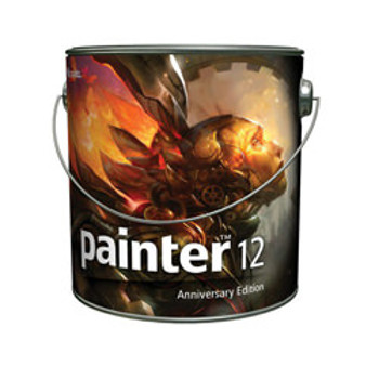Corel Painter 12 Anniversay Can