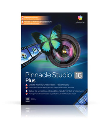 Corel Pinnacle studio 16