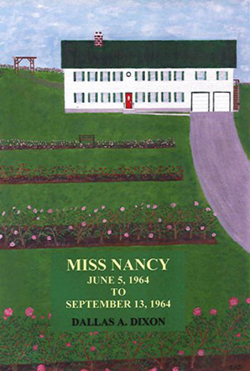 Miss Nancy book cover