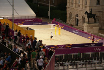 NatureNetting at the 2012 Olympics