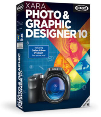Xara Launches Photo & Graphic Designer v10