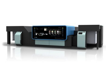 Landa S10 Nanographic Printing Press