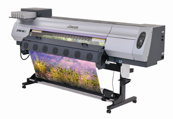 Mimaki JV400 latex printer