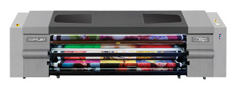 Gandy Digital Launches 'Softjet' Soft Signage Printer