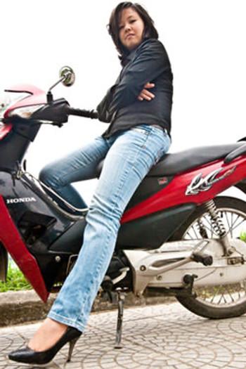 Ai Nhan Motorbike