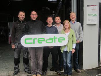 Create Signs' growing team