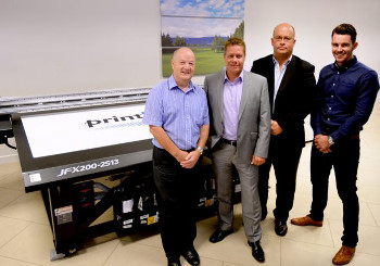 Hybrid Services New Partnership With printMAX