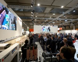 Bobst Firenze showcased its latest press
