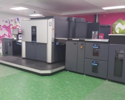 The HP Indigo 10000 Digital Press is the latest addition to McGowans Print