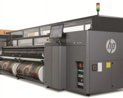 The new HP Latex 3500 Printer handles high-volume, dedicated application production, boosting productivity and helping to reduce production costs