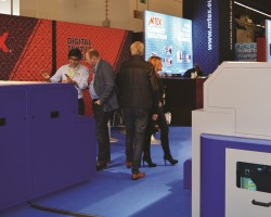 The MTEX Vision and PAD proved popular at Heimtextil, Frankfurt in January