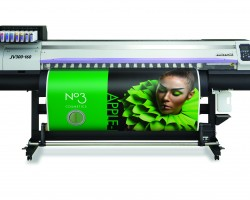 The range-topping Mimaki JV300 will be available to demo on the Hybrid stand at the show