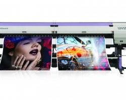 The Mimaki UJV55-320 will make its UK and Irish début at Sign & Digital UK in April.