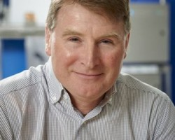 Nigel Bond, CEO of UK based Domino Printing Sciences