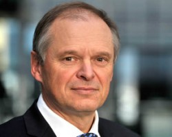 Bernhard Schreier, CEO and Chairman of the Management Board Heidelberger Druckmaschinen AG