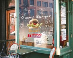 Mimaki latex white ink makes window graphics easy
