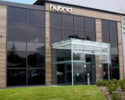 The Wide Format Wave takes place at Hybrid's Crewe head office