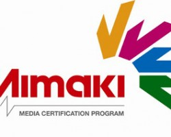 Mimaki Media Certification Programme