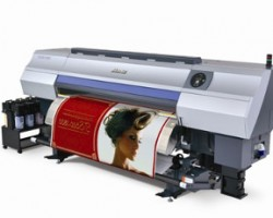 Mimaki TS500 volume production dye sublimation printer to show at InPrint 2014