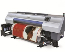 Mimaki TS500 will be shown at InPrint 2014