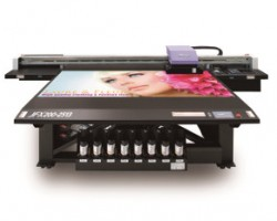 Sign & Digital UK will see the UK and Irish launch of the Mimaki JFX200-2513 flatbed printer