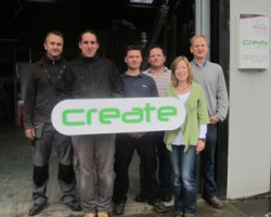Create Signs' growing team