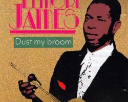 Elmore James single cover
